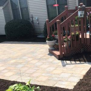 Hessit Works Inc - Patio Stones - Roman Riverrock Diet