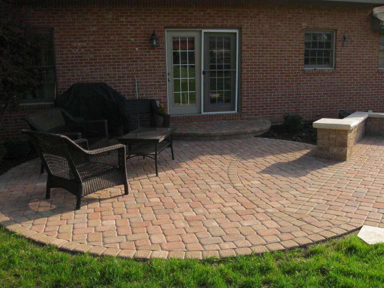 Hessit Works Inc. - Paving Stones - Dutch Cobble
