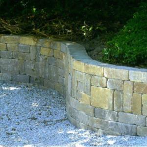 Hessit Works Inc. - Paving Stones - Lancaster - Driftwood Curve