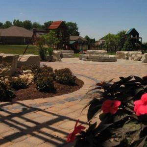 Hessit Works Inc. - Non-Tumbled Pavers - Dutch Cobble - RYAN2Orchard
