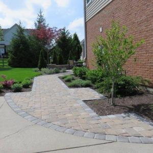 Hessit Works Inc. - Non-Tumbled Pavers - Dutch Cobble - RYAN5Desert
