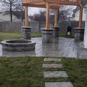 Hessit Works Inc. - Non-Tumbled Pavers - La Coruna - DUANE7
