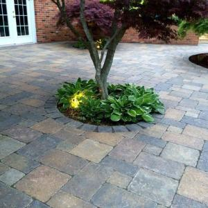 Hessit Works Inc. - Tumbled Pavers - Roman Tumb application 13