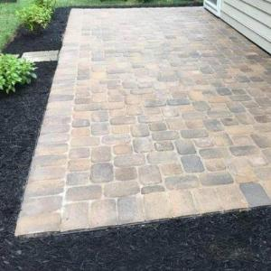 Non-Tumbled Pavers - Dutch Cobble - CURLEY25LS